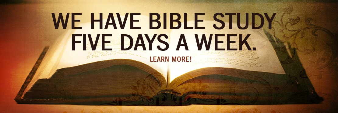 Bible Study 5 Days a Week