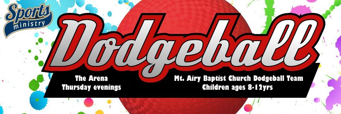 Childrens Ministry Dodgeball