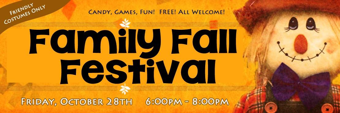 Family Fall Fun Festival