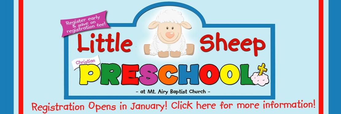 Little Sheep Registration