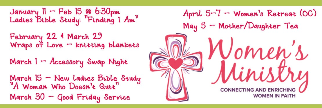 Women's Ministry Events