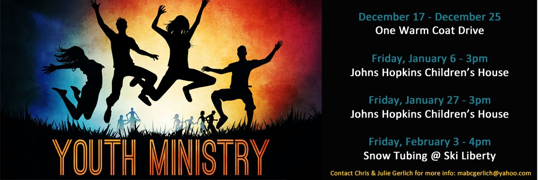 Youth Ministry Events